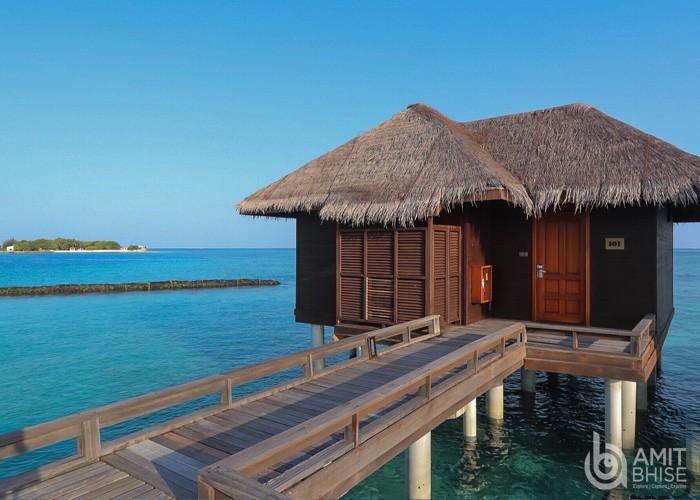 Resort in Maldives