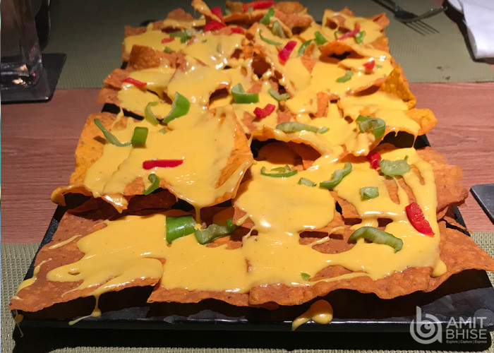 Food photography - nachos